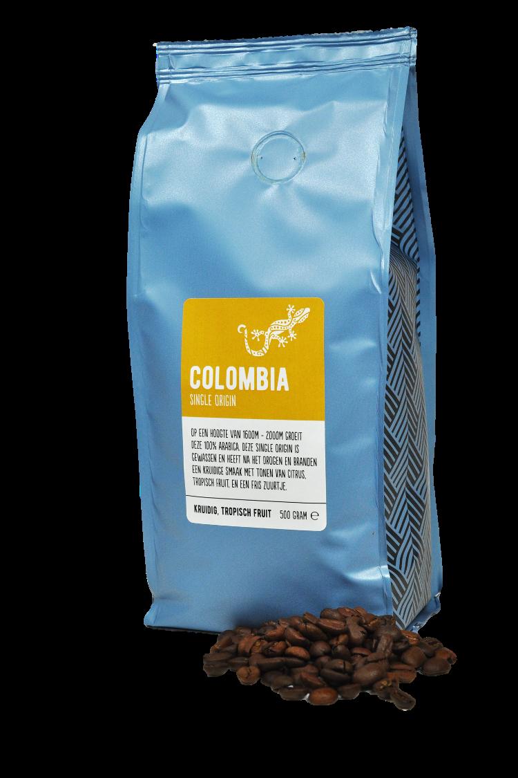 COLOMBIA SINGLE ORIGIN 500g