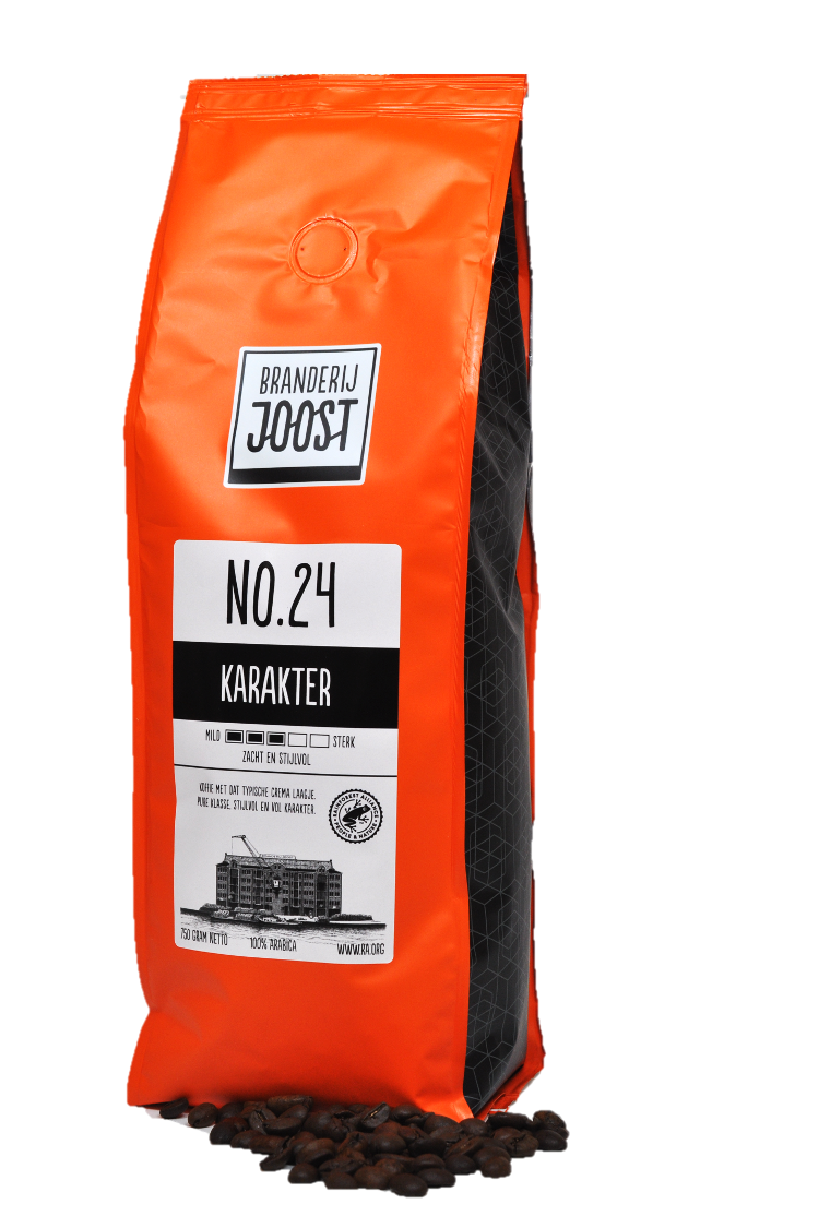 Koffie No.24 Karakter 750g
