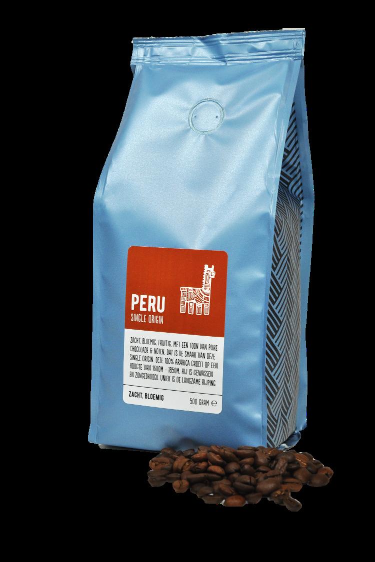 PERU SINGLE ORIGIN 500g