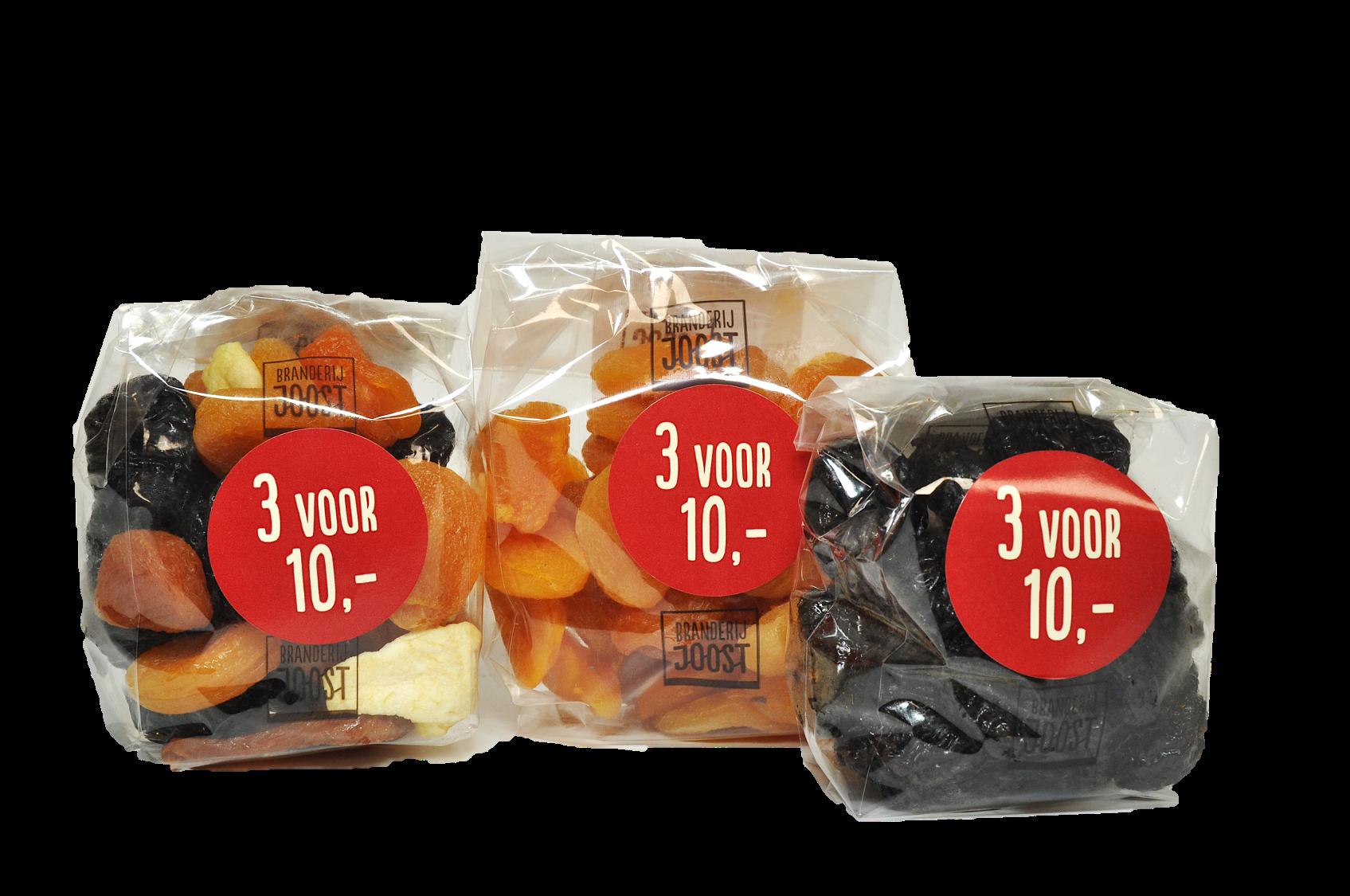 FRUIT 3 voor € 10