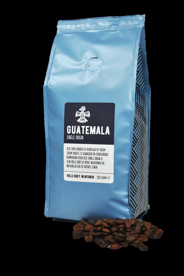 GUATEMALA SINGLE ORIGIN 500g
